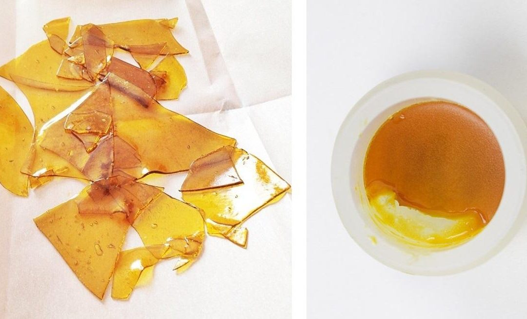 Difference Between BHO Wax and Shatter - Eureka Oxygen