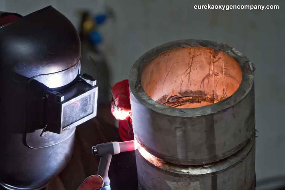 Argon-Oxygen Welding Gas Mixtures