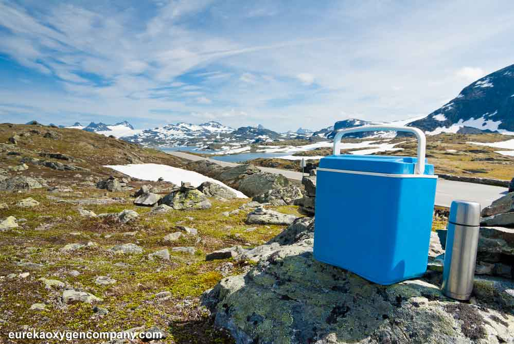 Tips for Using Dry Ice for Camping