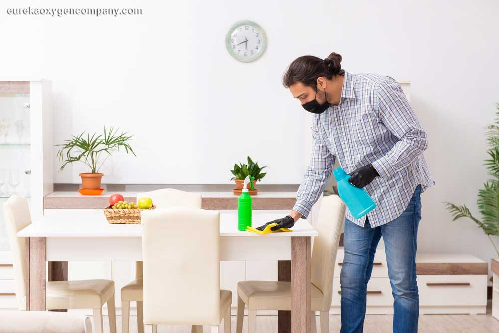 Ethanol vs. Isopropyl Alcohol to Disinfect
