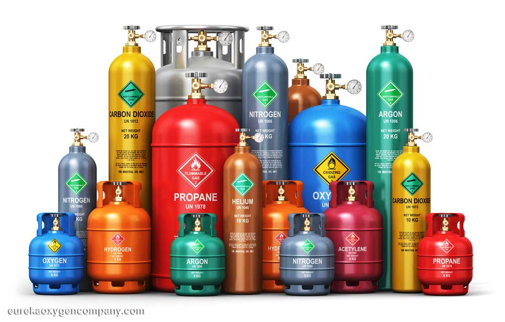 How to Store Cylinder Gases Properly in Cold Weather