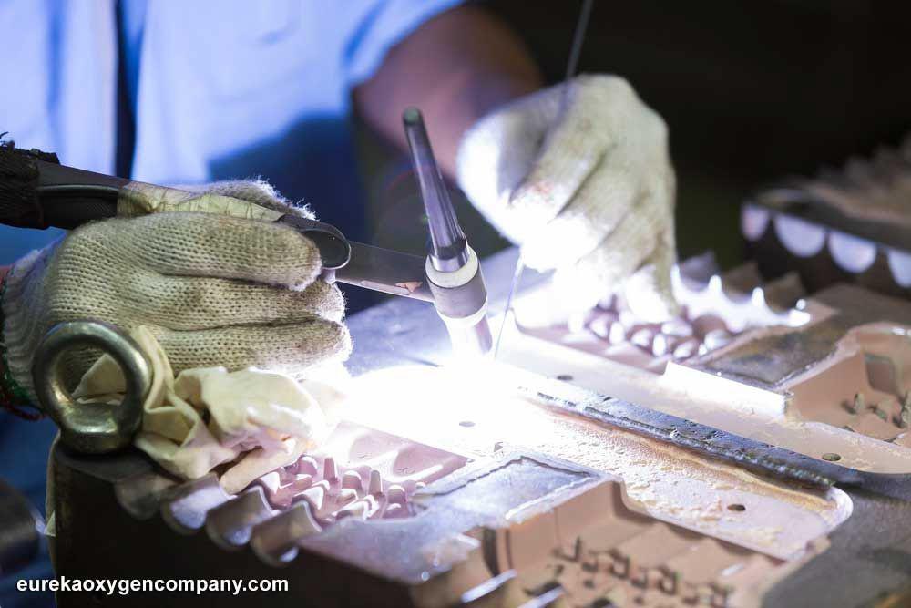Tungsten inert gas (TIG) welders