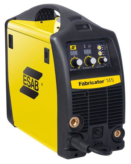 The Tweco Fabricator 141i Multi Process Welding System